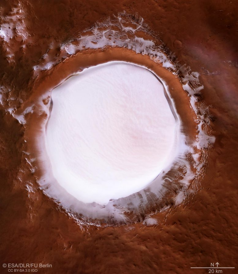Korolev Crater x