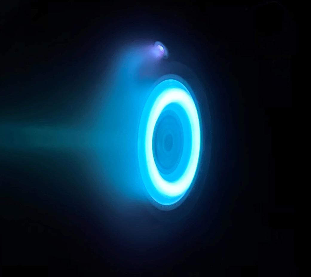 Psyche Electric Hall Thruster