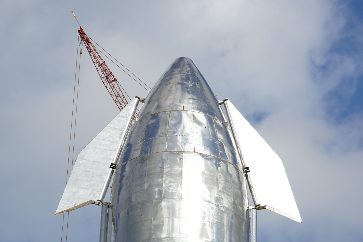 SpaceX Starship Mk