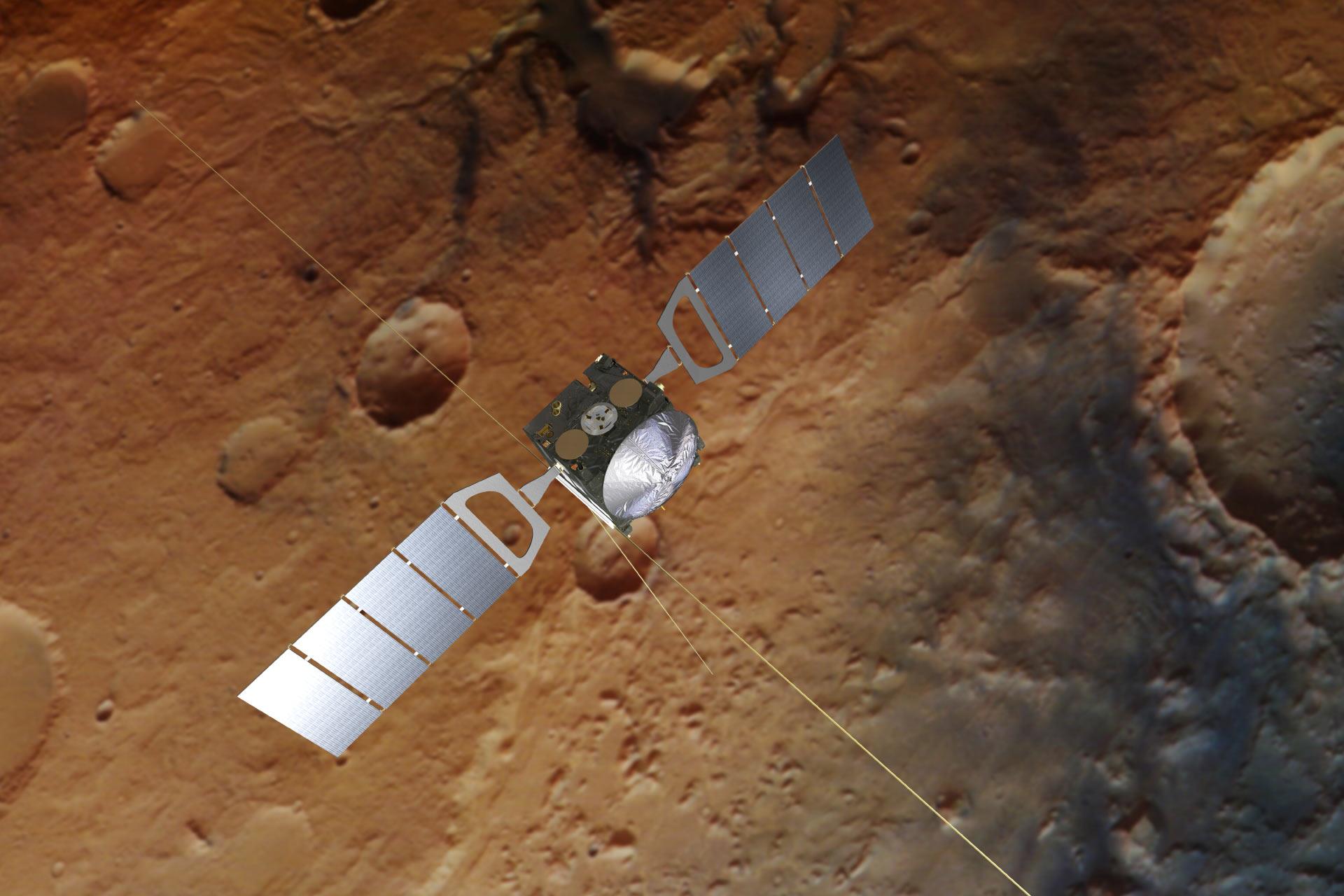 image e Mars Express Water