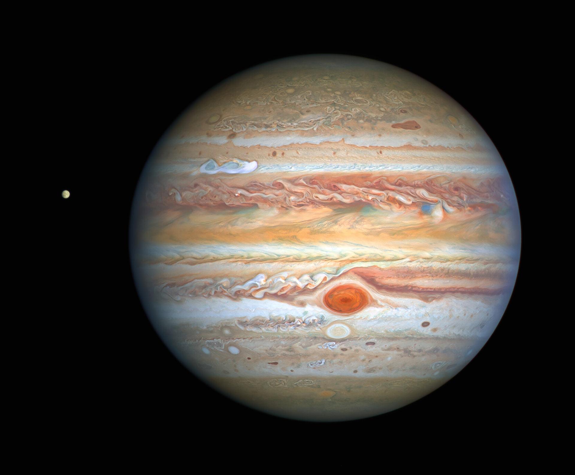image e Jupiter Europa