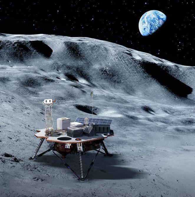 Commercial Lunar Lander