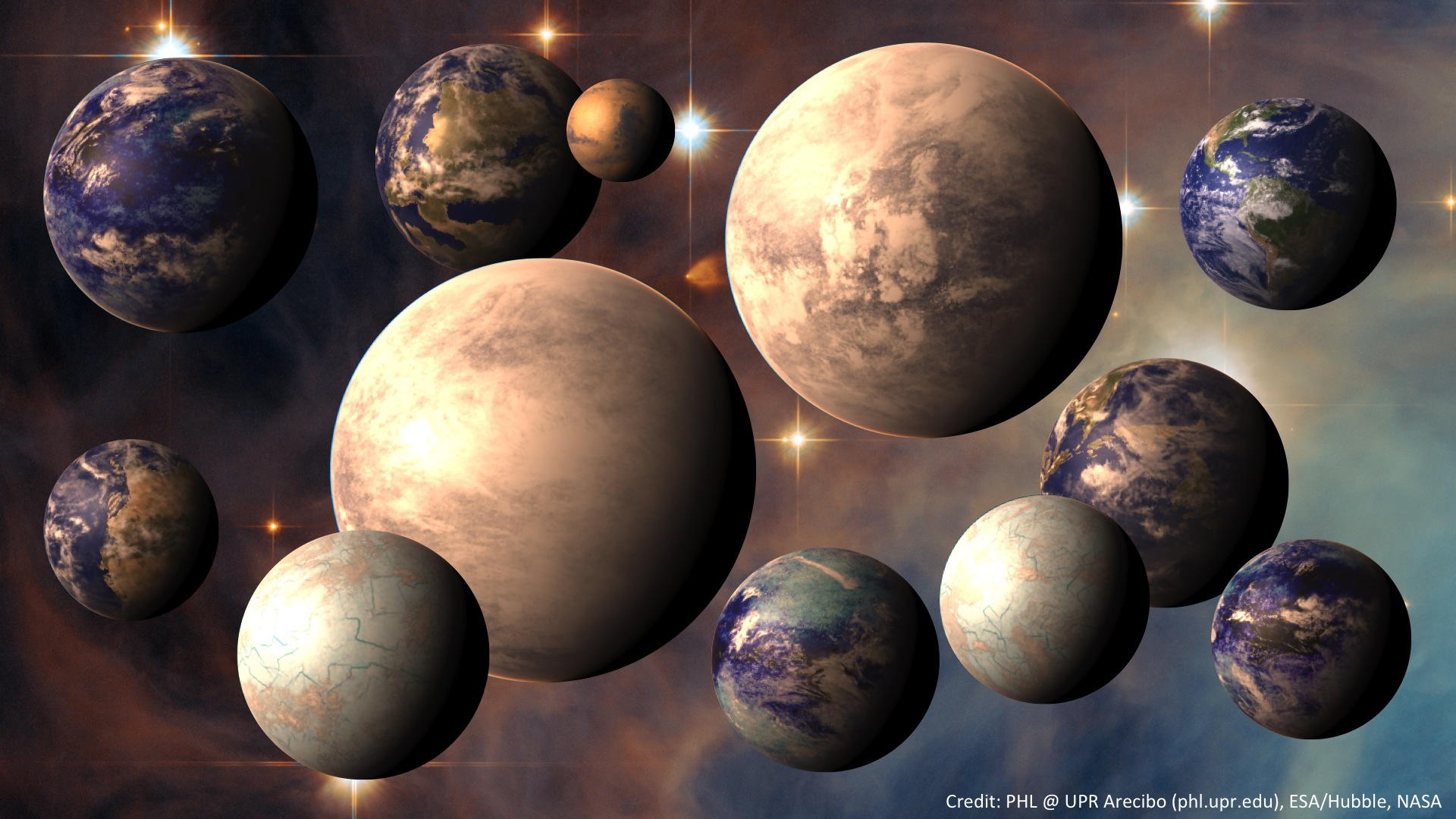 HEC Christmas Planets Annotated HD