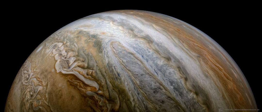 JupiterVista JunoGill