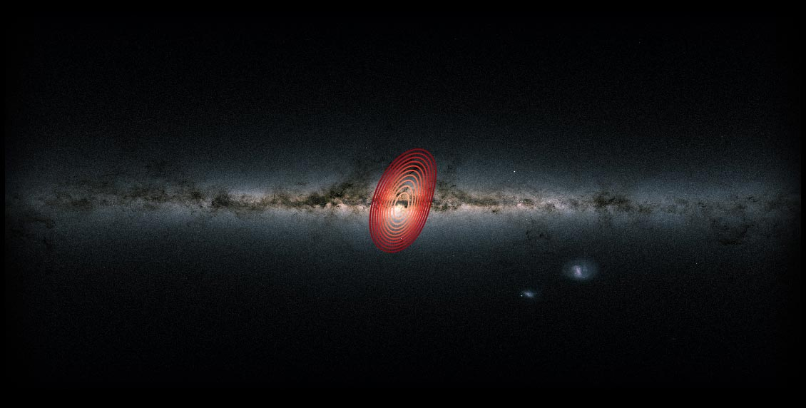 Milky Way Heracles Fossil Galaxy
