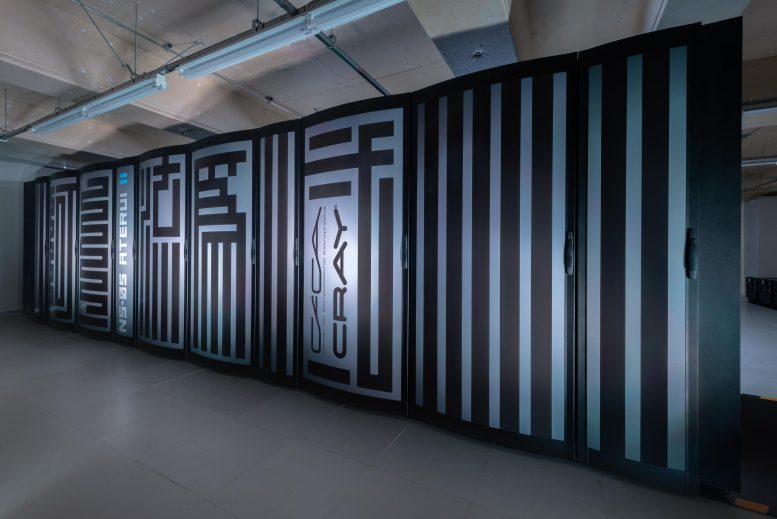 NAOJ Supercomputer ATERUI II Cray XC x
