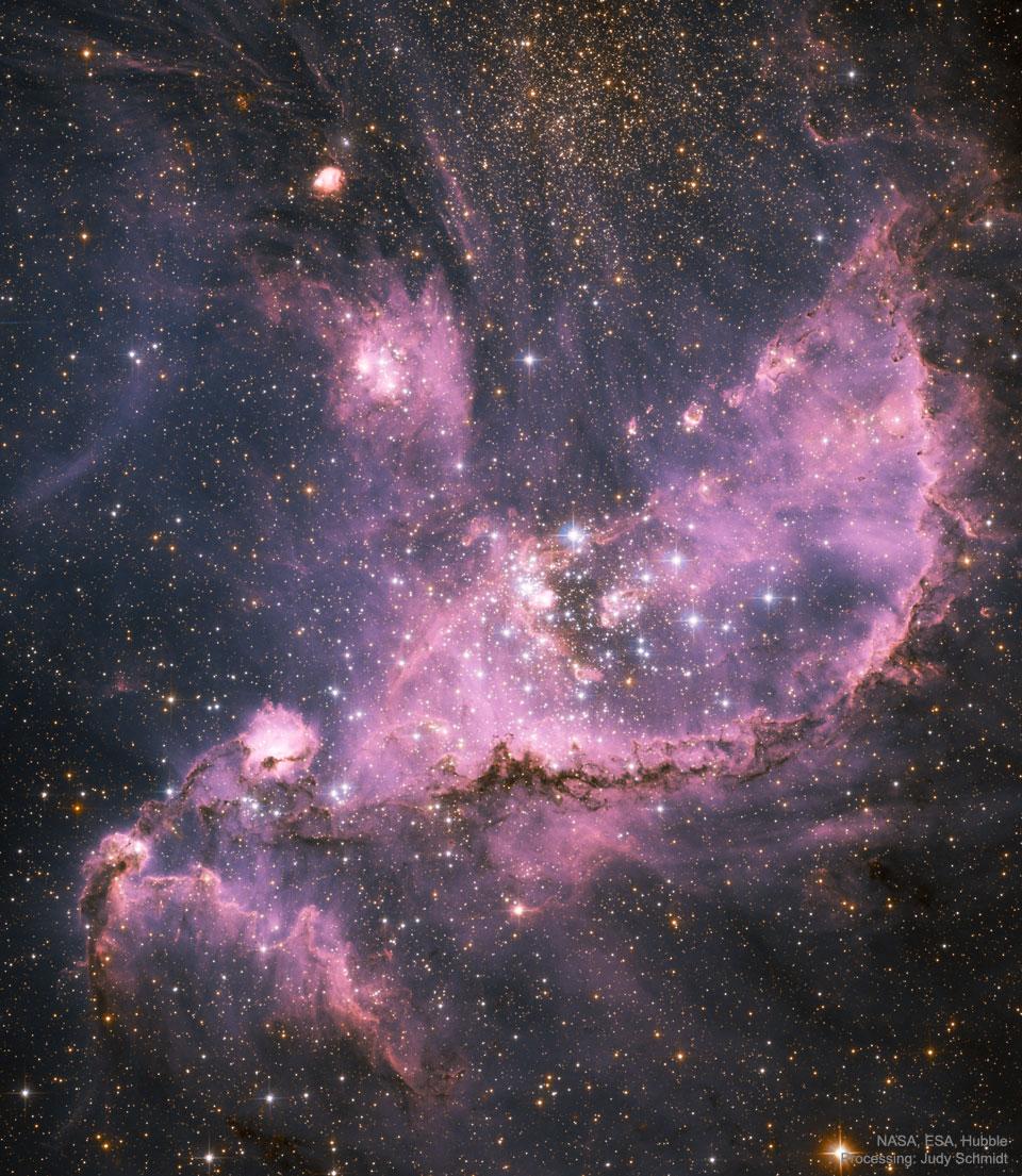 Ngc HubbleSchmidt