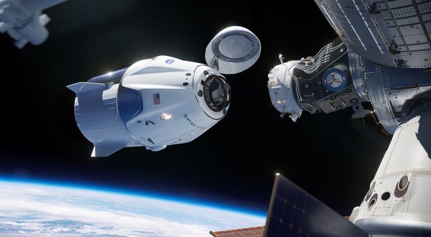 crewdragon docking x