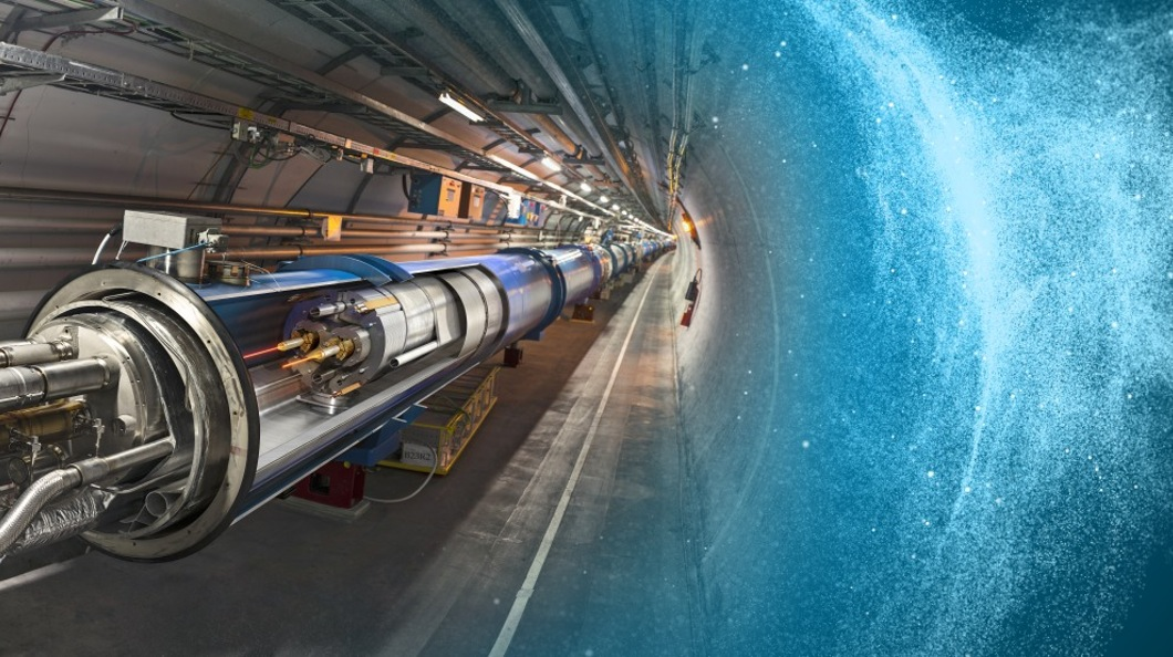 particle collider china