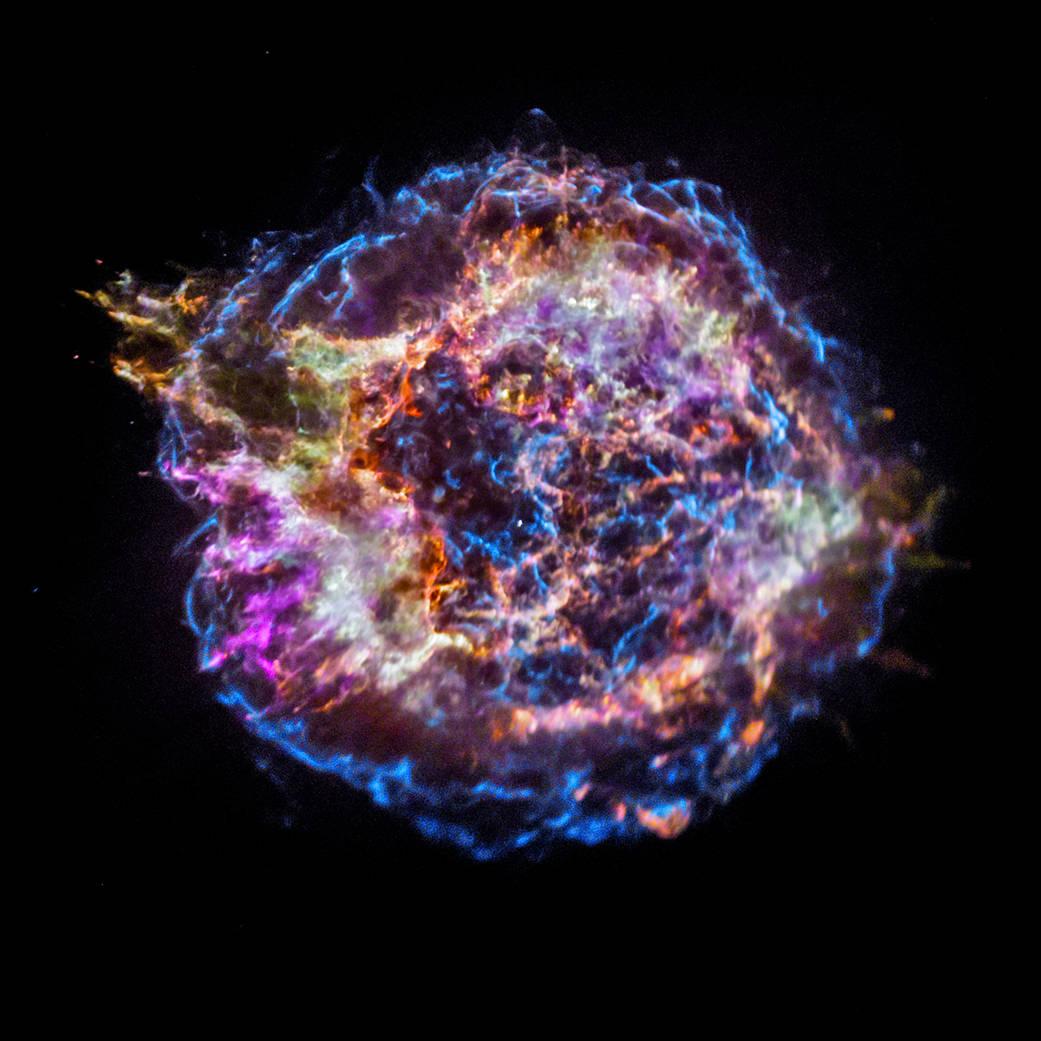 supernova body