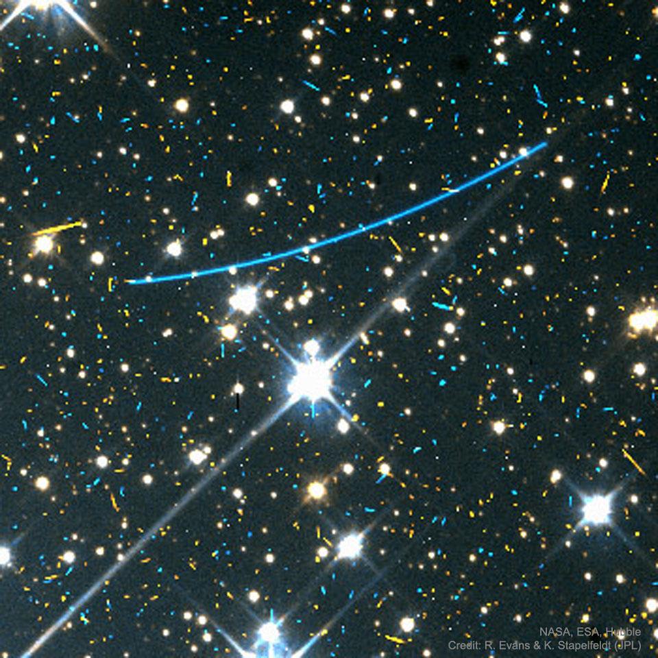 AsteroidStreak hst