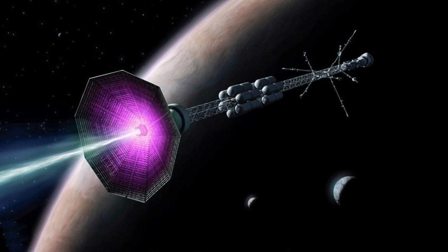 Fusion Rocket Concept