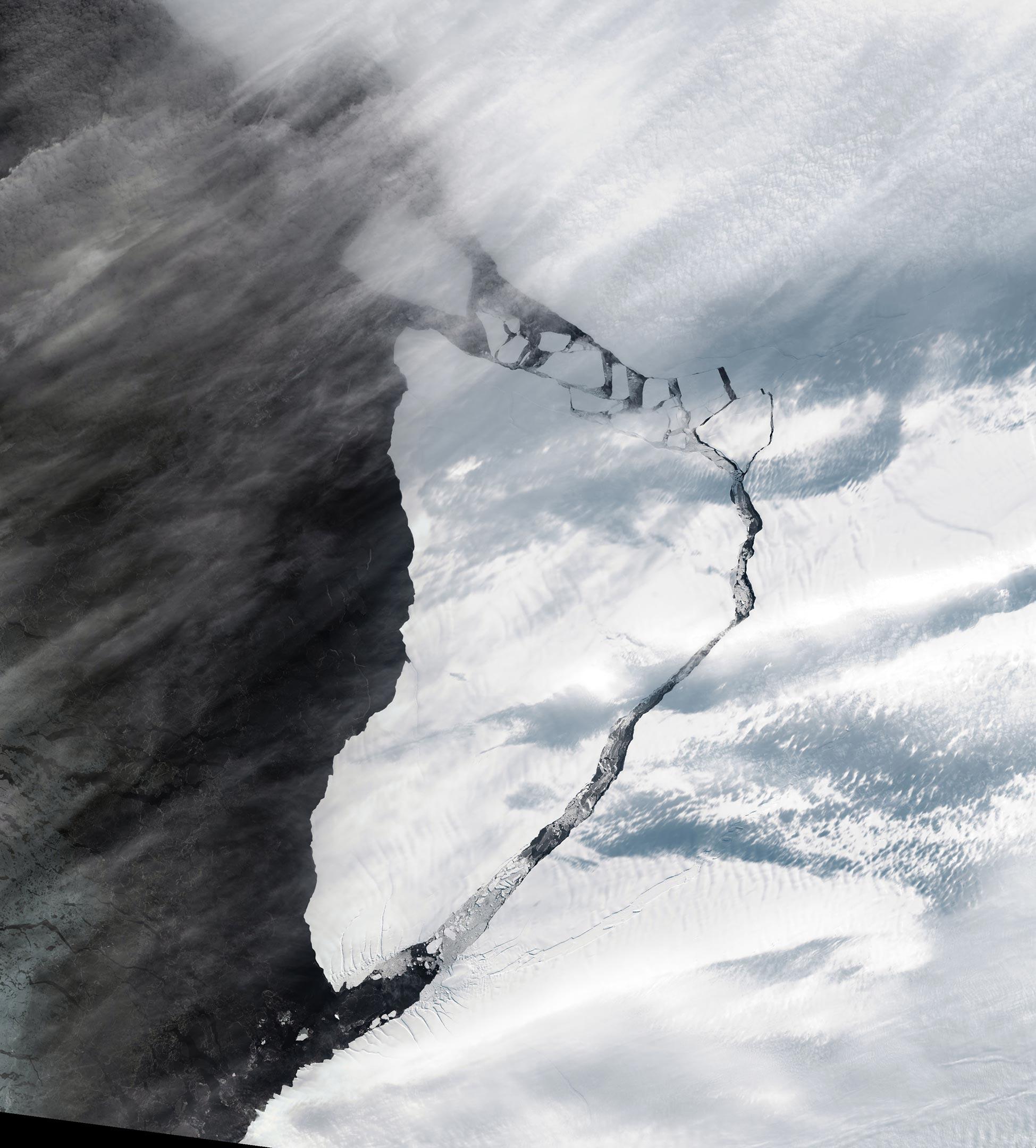 A Iceberg