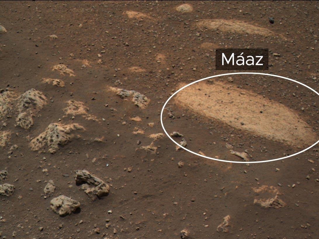 Maaz Mars