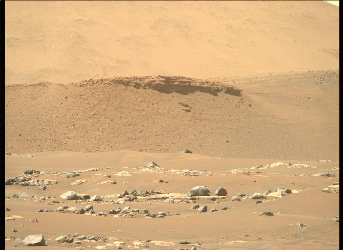 Mars Perseverance ZRF FDR NAUT J