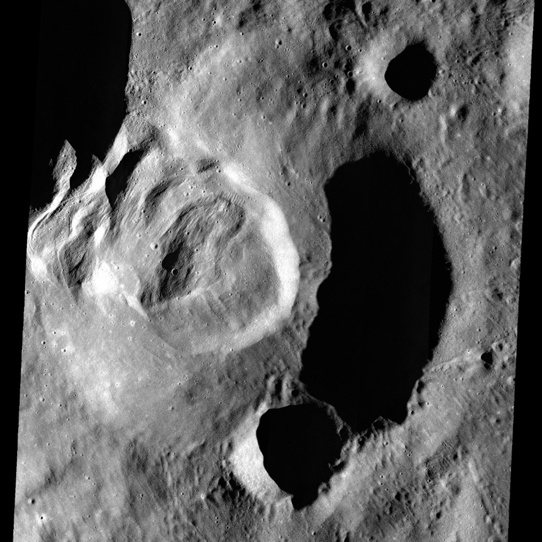 Klute Crater