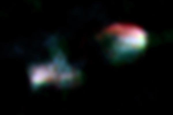 Arp VLA and ALMA