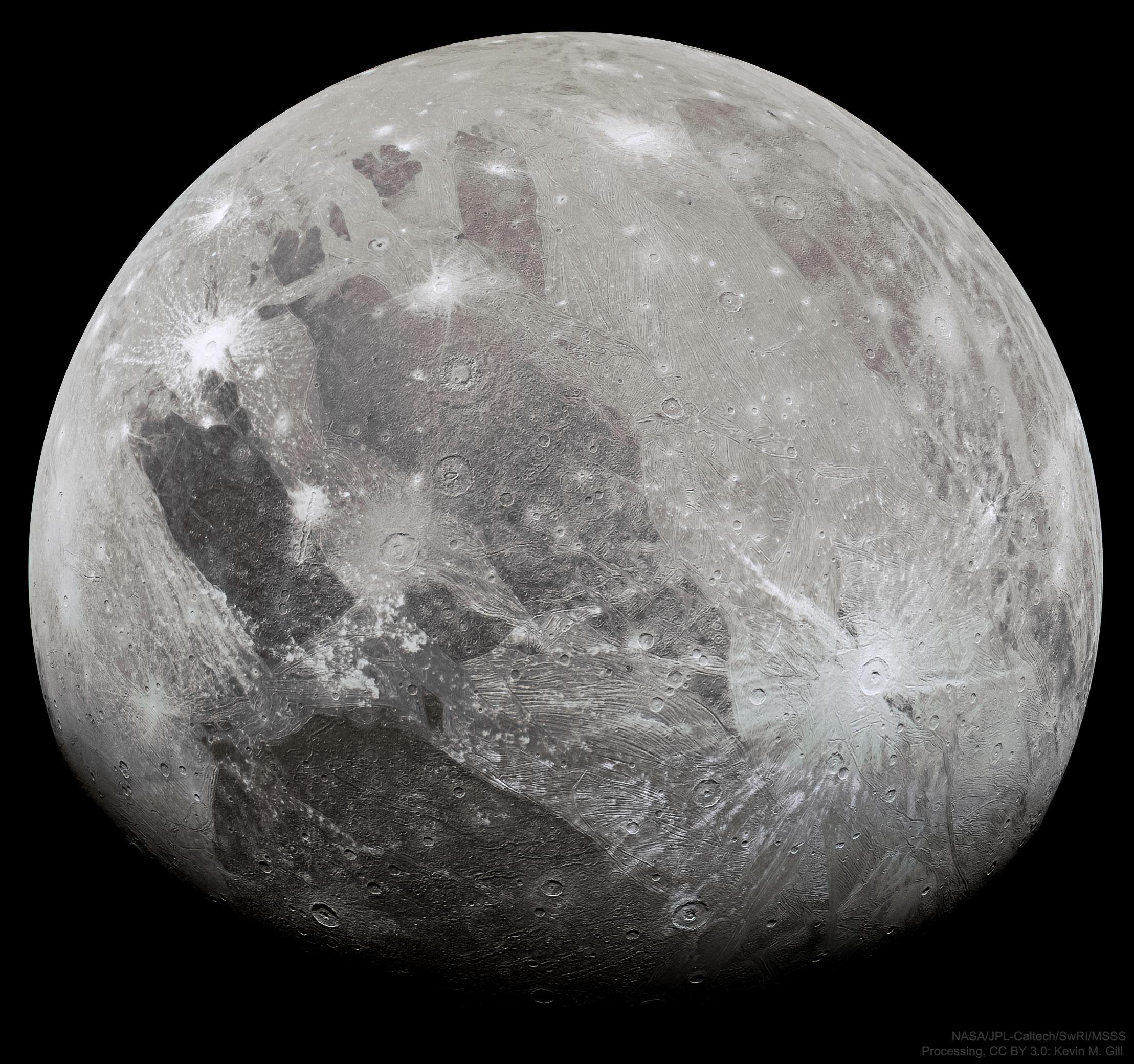 Ganymede JunoGill