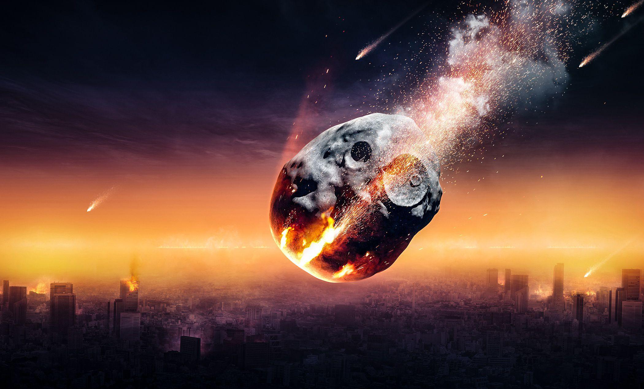 l europa distrutta meteorite simulazione nasa v