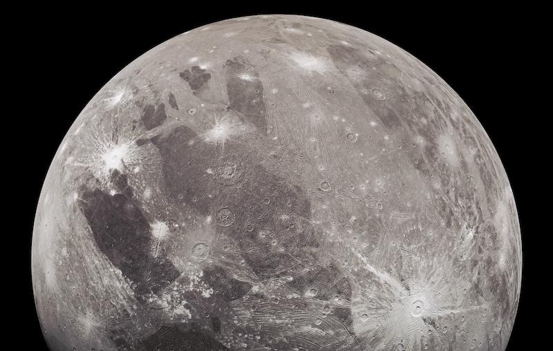 Ganymede Juno Kevin Gill June