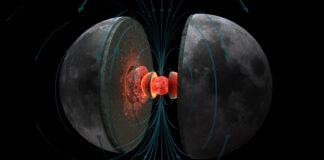 ts Moon magnetic fields F