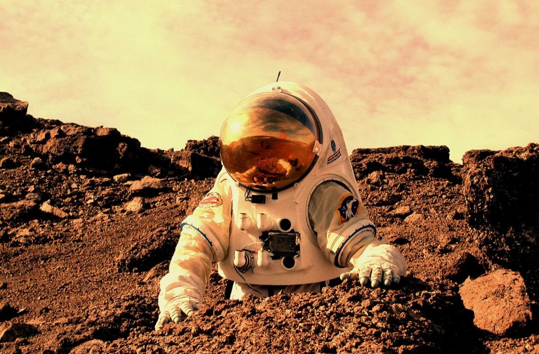 mars astronauts mn